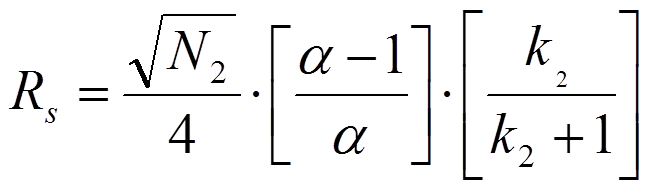 Resolution Equation according to Purnell